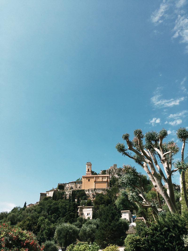 Êze village visite Côte d'Azur Provence