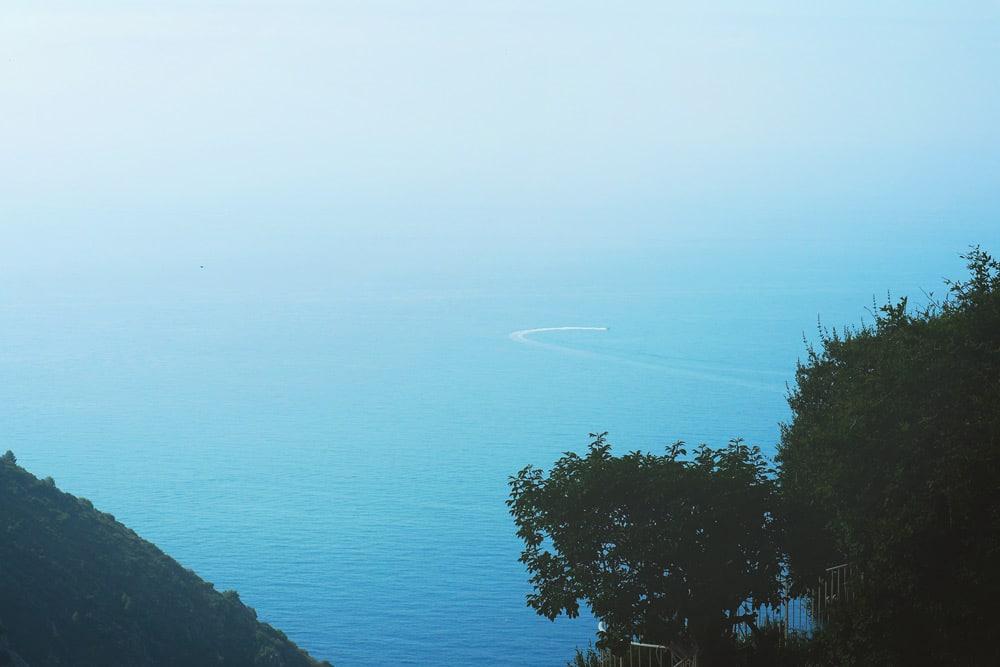 où voir le plus beau panorama sur mer Êze village