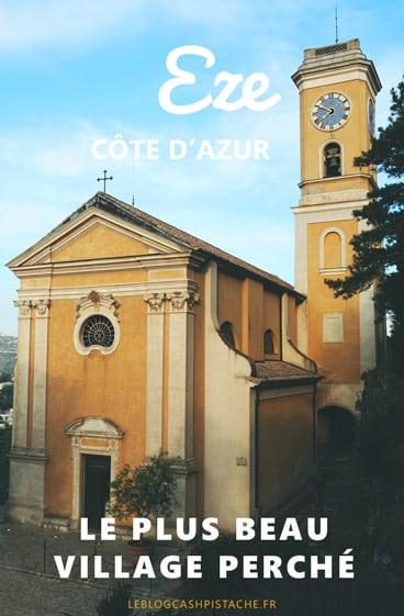 village Provence Eze village Côte d'Azur