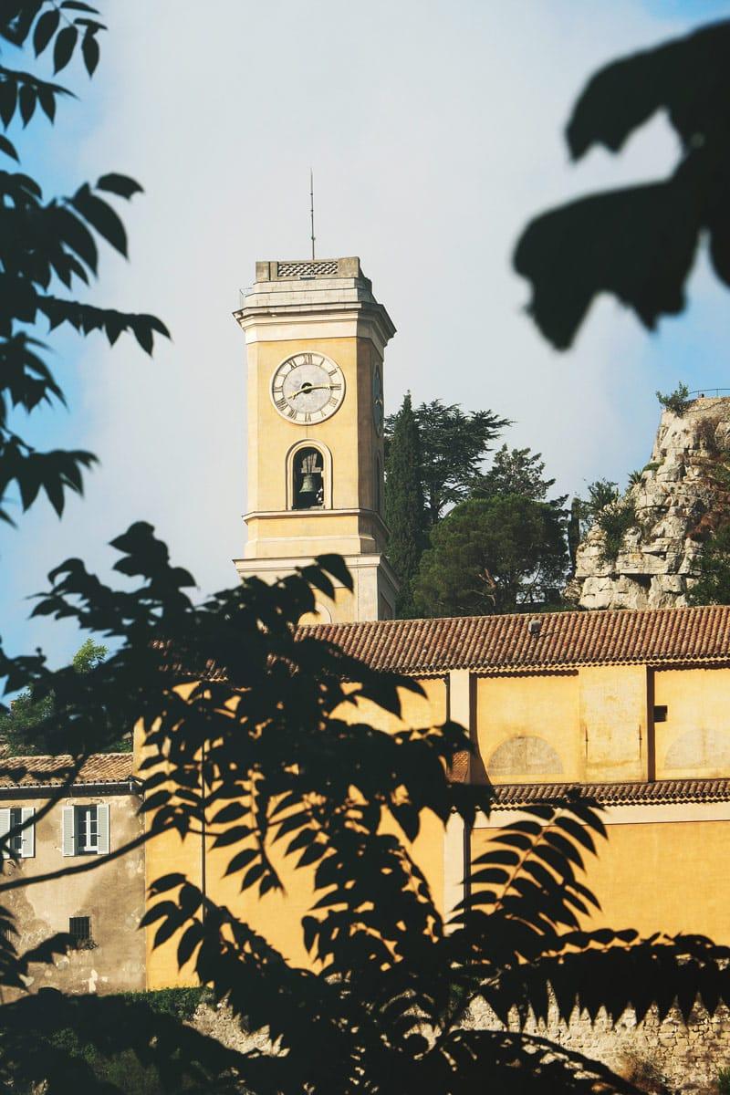 visiter Êze village médiéval