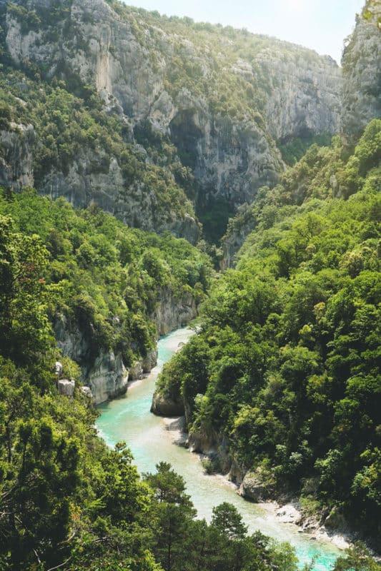 randonnée Martel Gorges du Verdon