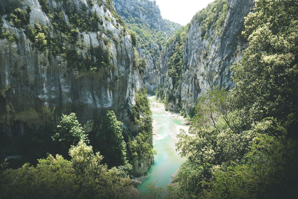Visiter Gorges du Verdon la meilleure randonnée