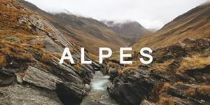 voyager dans les Alpes blog voyage famille