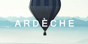 voyager en Ardèche blog voyage