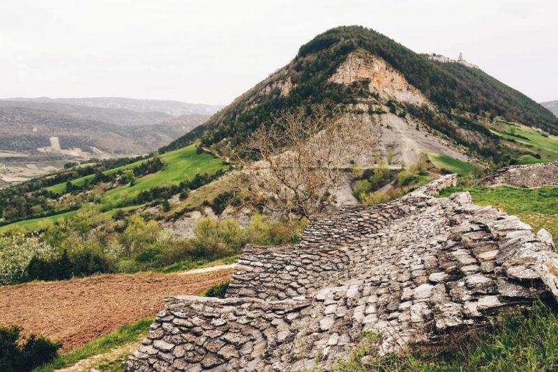 Entre Deux Monts caves à vin en Aveyron