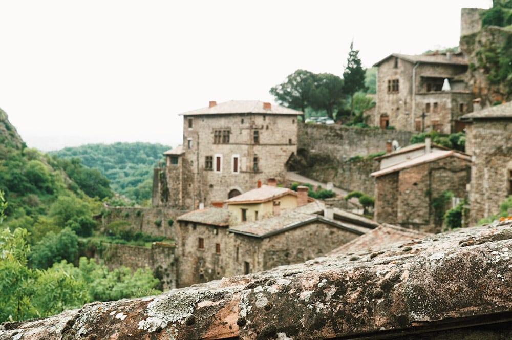 malleval village médiéval incontournable du Pilat Rhodanien