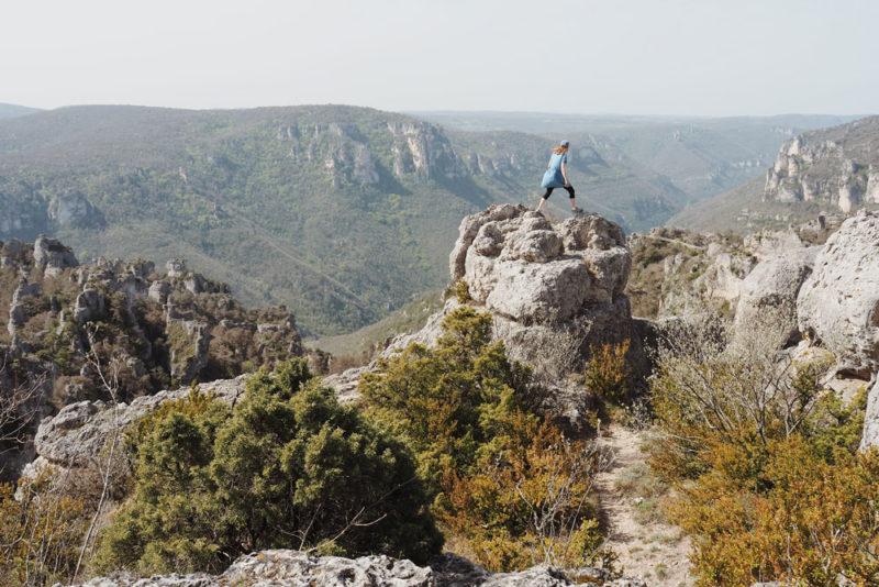 Où voir les rochers bizarres de Millau Larzac ?