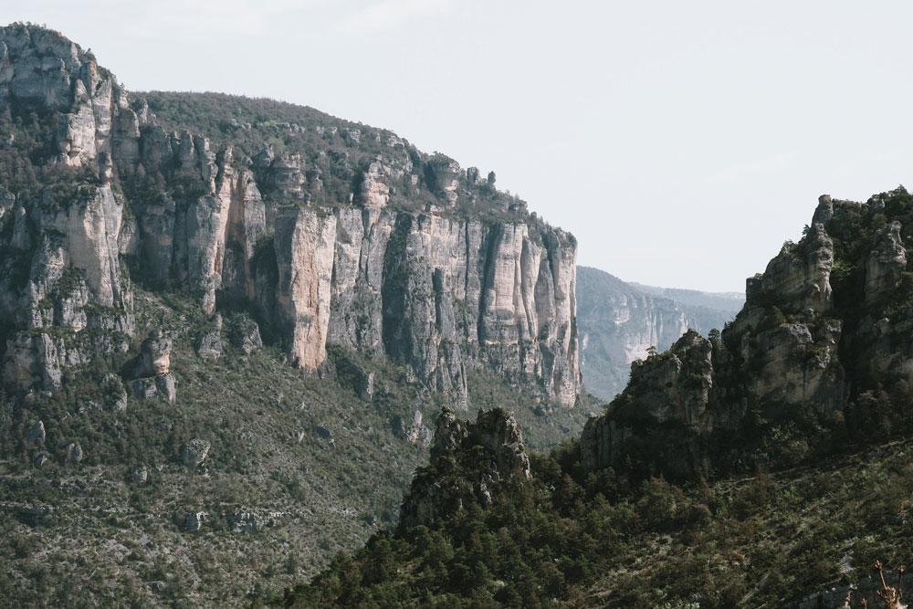 Le plus beau panorama sur les Gorges du Tarn et de la Jonte