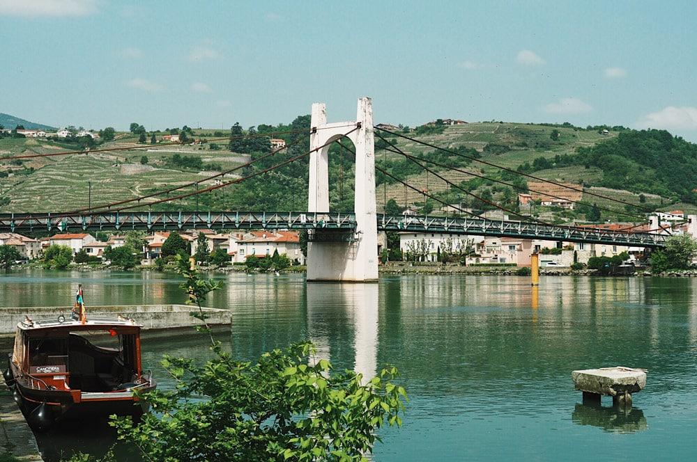 Le Port de Condrieu sur Rhône Vacances en famille
