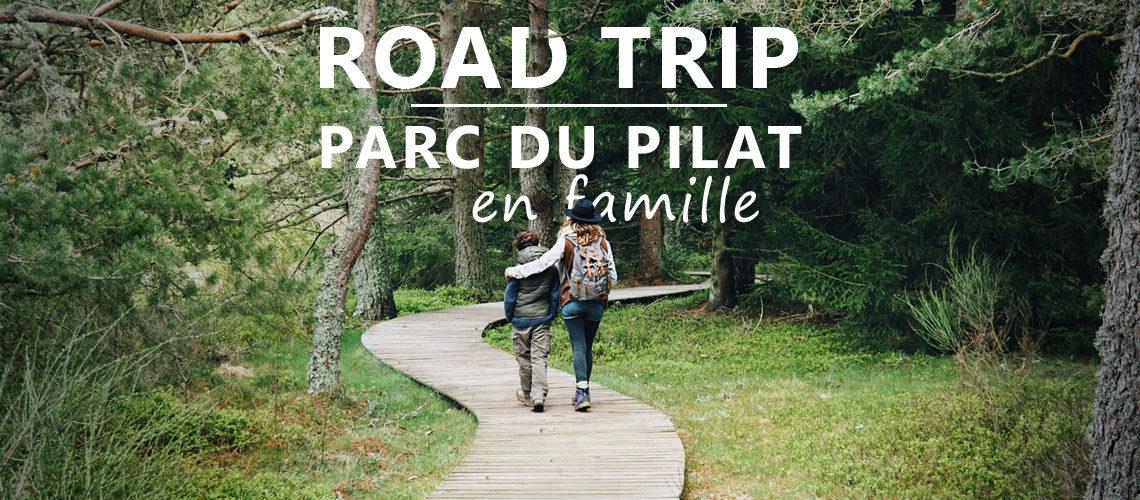 roadtrip Loire en famille parc du Pilat