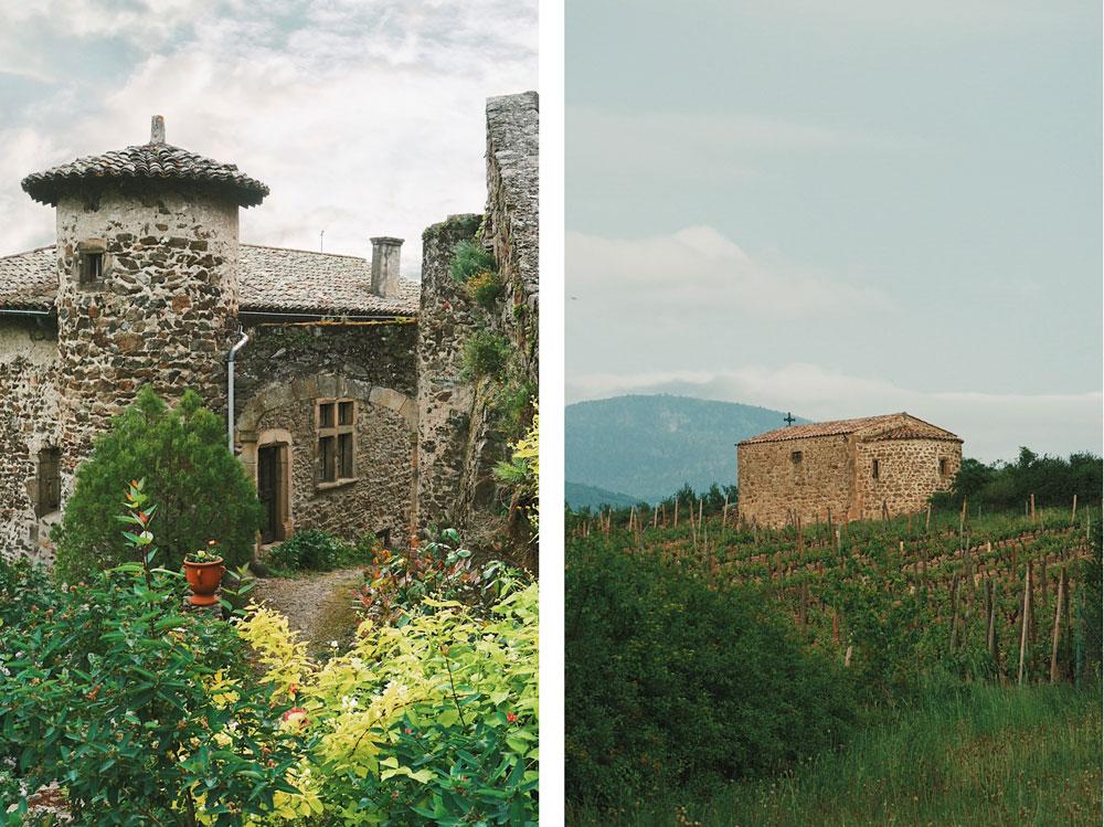 Visiter Malleval Pilat Rhodanien randonnées