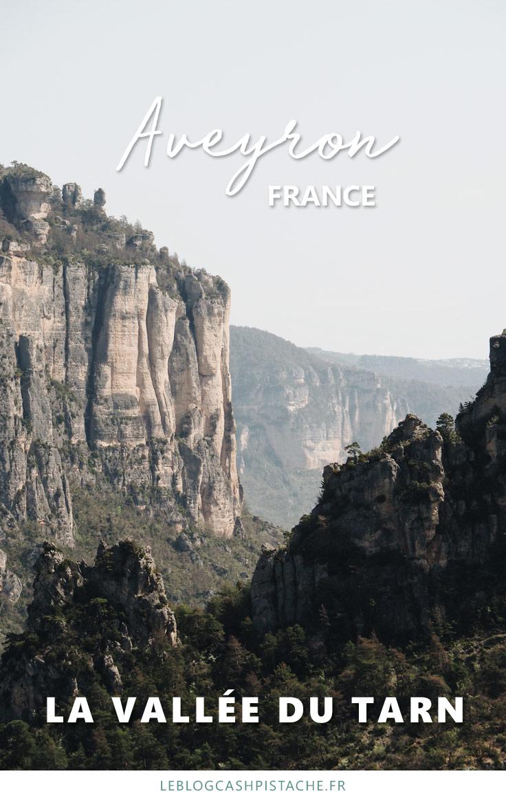 Visiter la Vallée du Tarn en Aveyron France