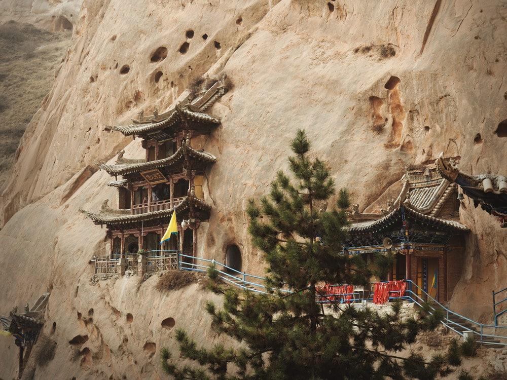 Matisi visite des temples bouddhistes