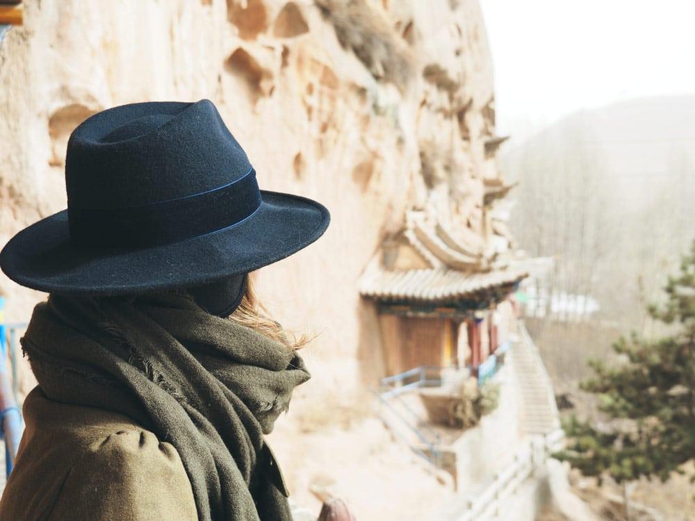 Visiter temple Mati Zhangye