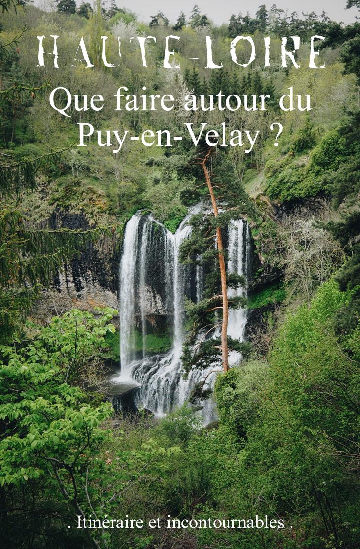 itinéraire Haute-Loire Puy en Velay Pinterest