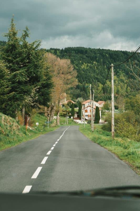 itinéraire road trip en famille Haute Loire Velay