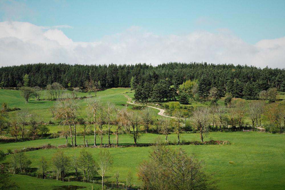 meilleur itinéraire Puy en Velay vacances