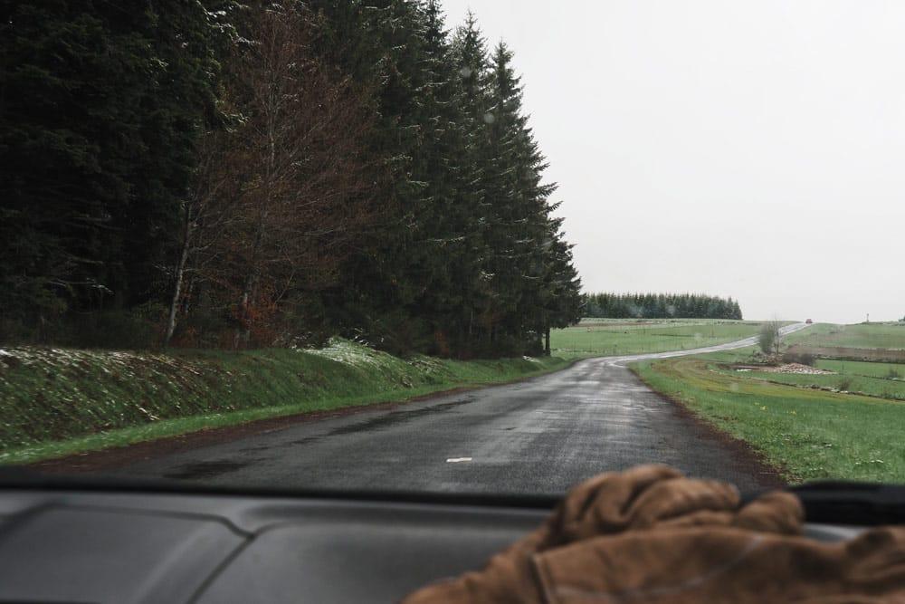 Que faire en Haute Loire sous la pluie neige ?