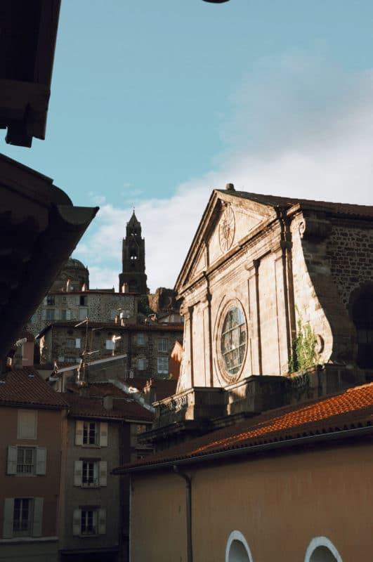 Que faire en vacances au Puy-en-Velay ? Puy de Lumières