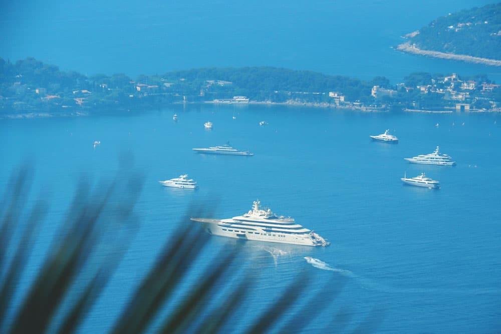 Que voir sur la Côte d'Azur jardin exotique Eze