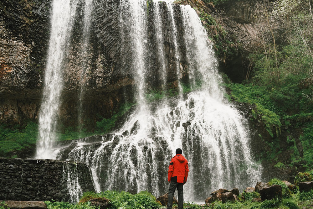 Que voir en Velay ? cascades de la Beaume