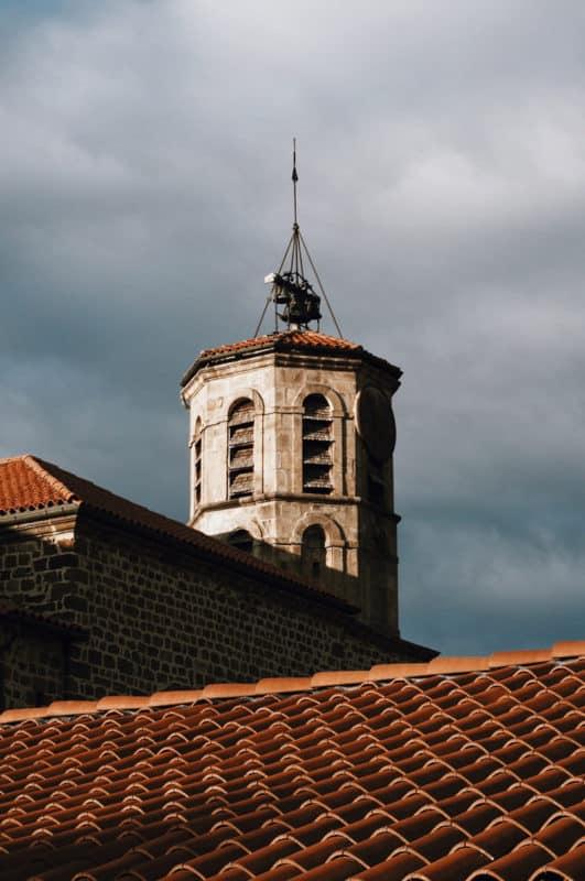Visiter le Puy-en-Velay insolite église