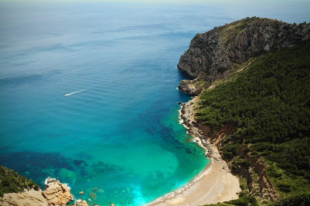 La plus belle plage de Majorque aux Baléares