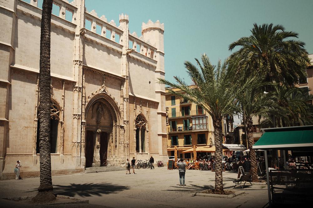 Visite monuments Palma de Majorque aux Baléares