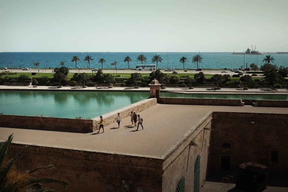 Visiter le centre ville Palma de Majorque aux Baléares