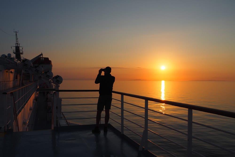 voyager en ferry pour Majorque aux Baléares Toulon Corsica Ferries