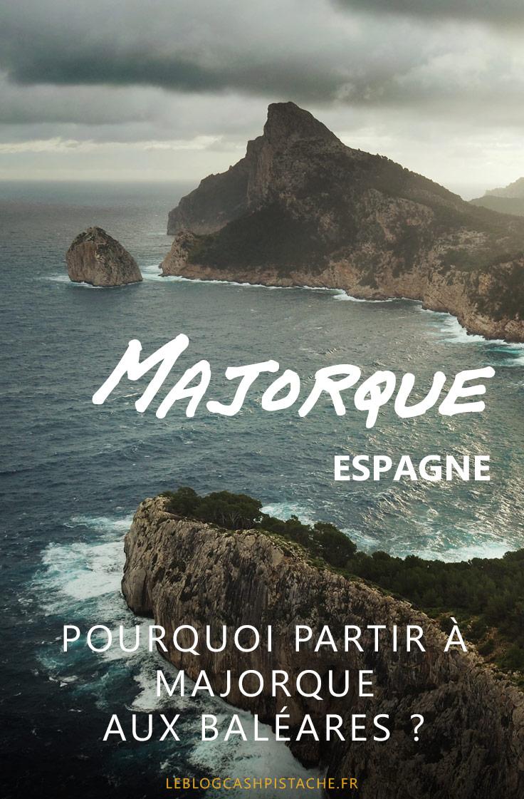 voyager à Majorque aux Baléares