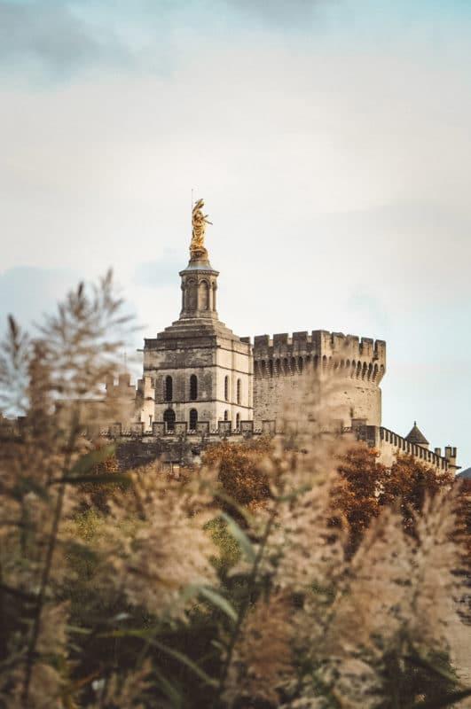 Avignon visiter Palais des Papes incontournables weekend