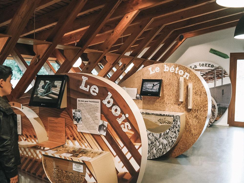 Faire le musée Naturoptère Sérignan-du-Comtat