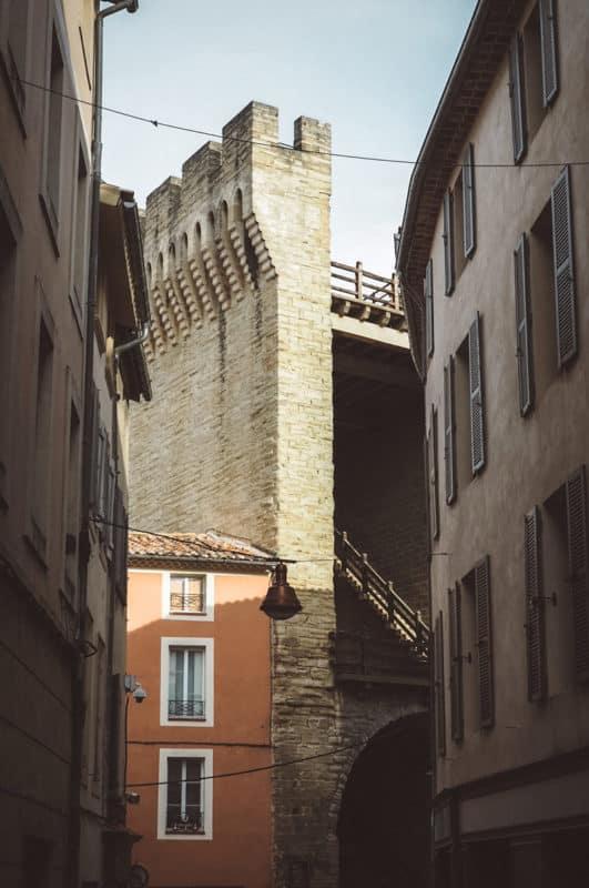 Monuments Carpentras vacances en famille Vaucluse