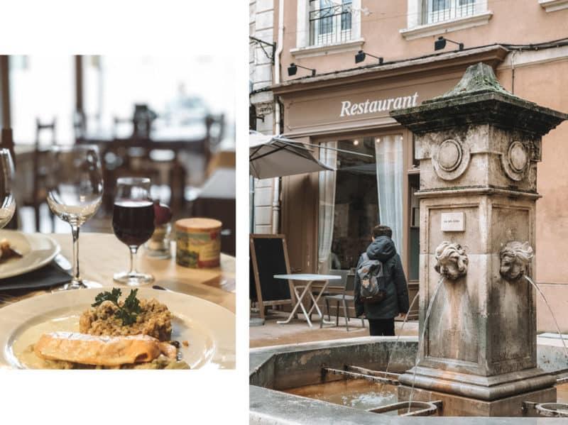 Où manger à Carpentras Vaucluse ?