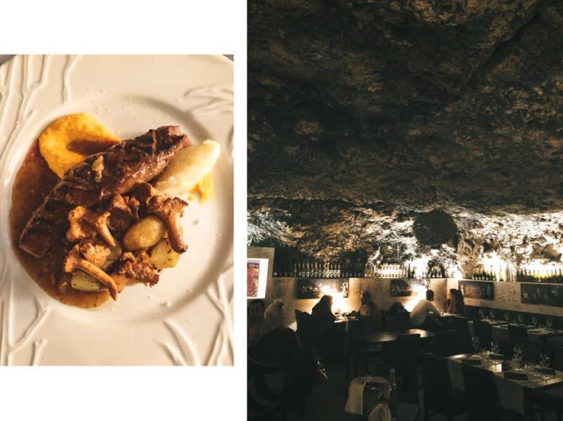 Où manger à Orange ? meilleur restaurant dans Théâtre Antique