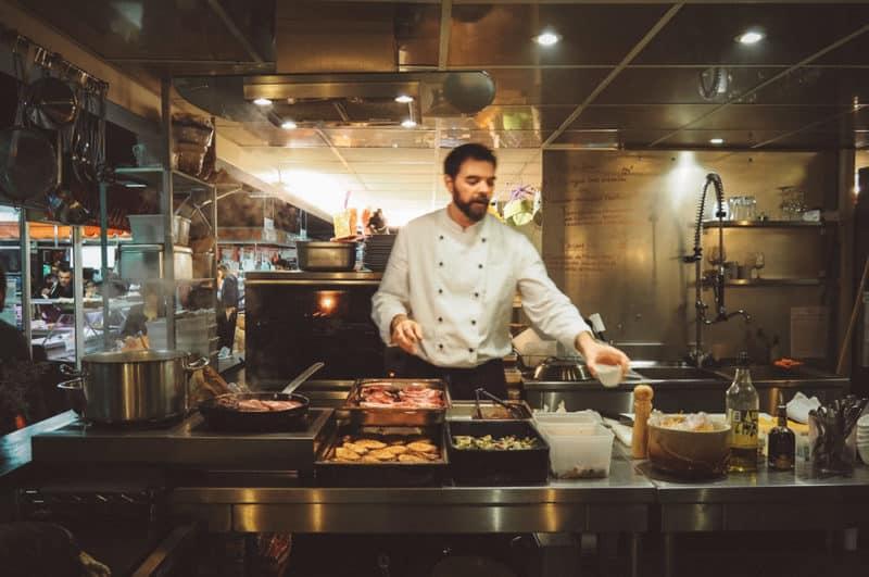 où manger à Avignon Les Halles