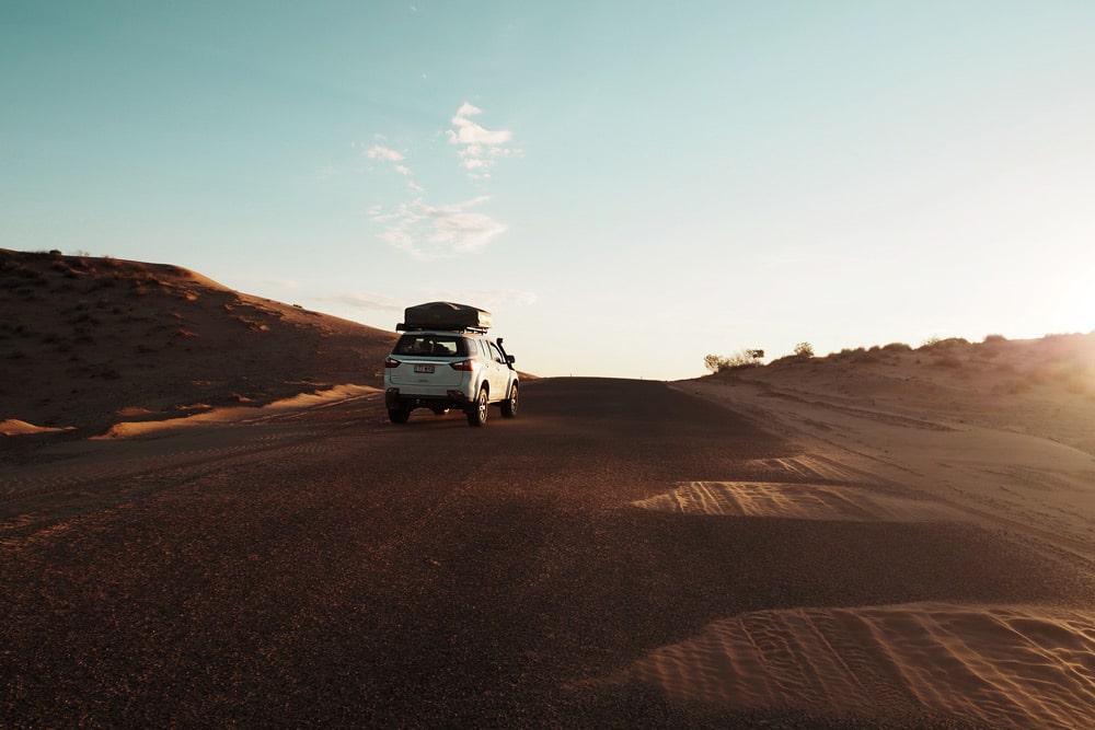 Road trip en Australie en 4x4 pendant 30 jours