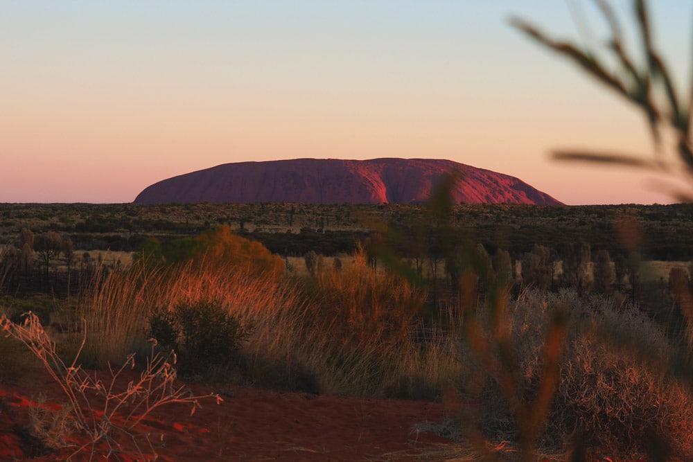 Road trip en Australie : explore Uluru