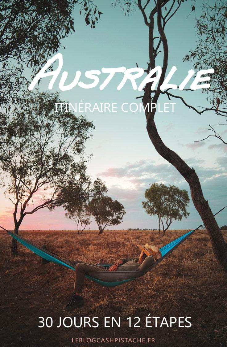 road trip en Australie Northern Territory le guide complet