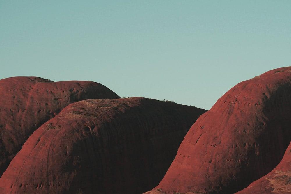 Parcs Nationaux Uluru Kata-Tjuta en road trip