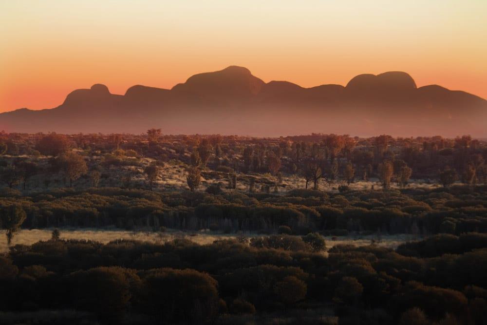 Visite incontournable en Australie Kata Tjuta