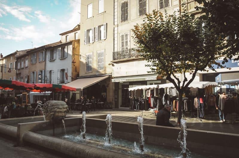 Visite insolite Carpentras
