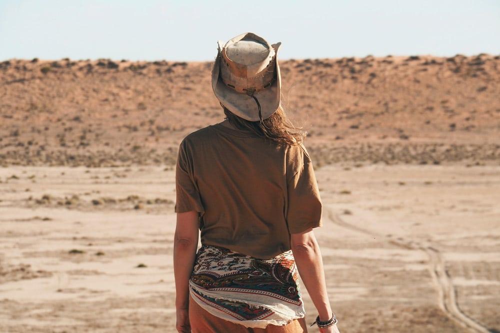 Visiter Big Red désert Simpson Australie