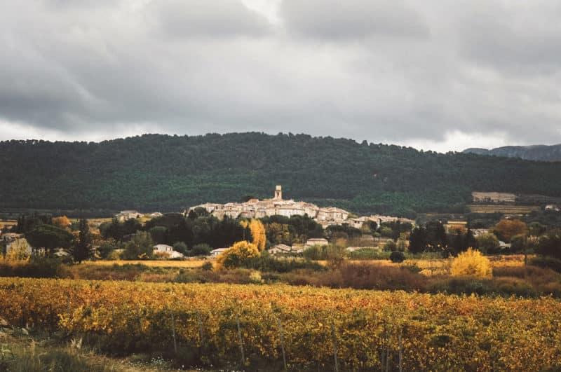 Visiter villages autour Avignon