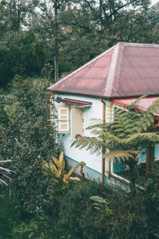 dormir dans une case créole Hell Bourg Réunion