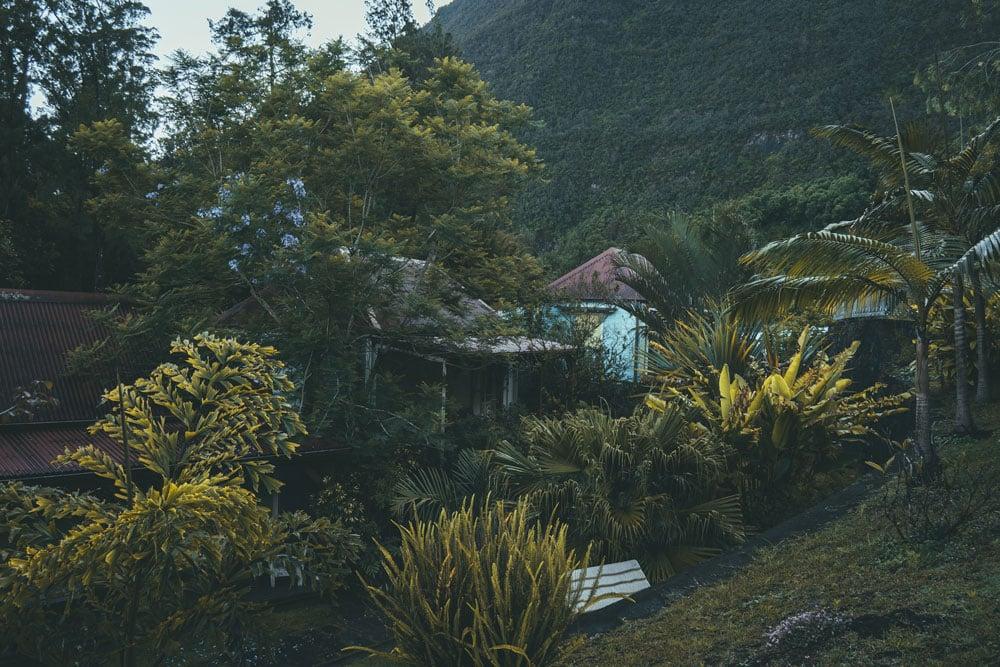 où dormir à Hell Bourg Réunion