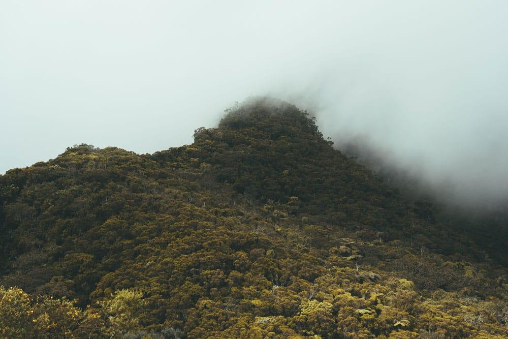 paysage ile de La Réunion cirque Mafate