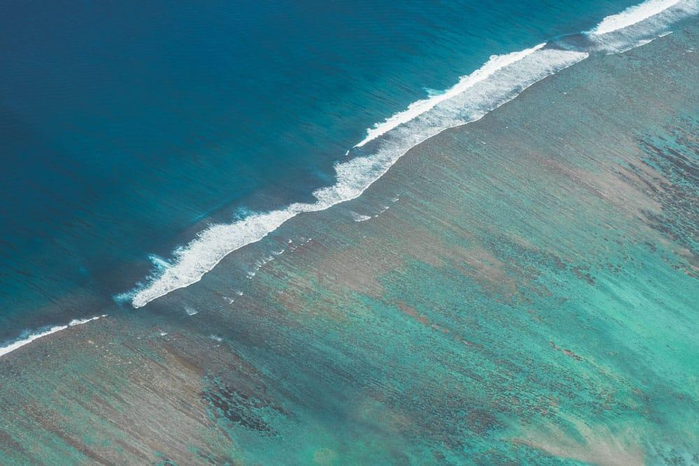 vol hélicoptère lagons et montagnes Réunion