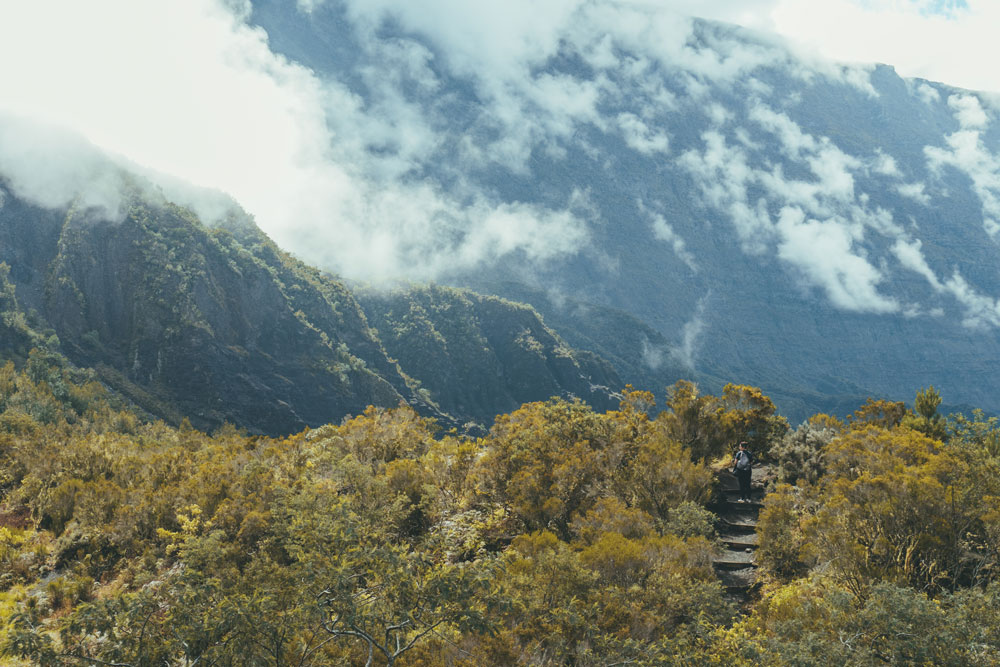 voyage La Réunion visite Mafate